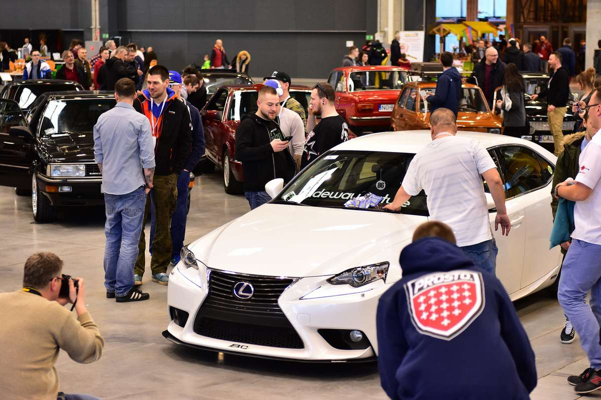 Święto fanów motoryzacji powraca do Expo Mazury - full image