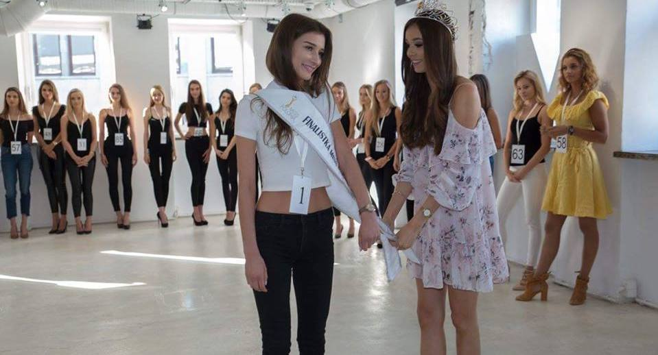 Monika Czajkowska powalczy o koronę Miss Polonia - Nidzica