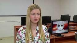— Aplikację stworzyłam dla niepełnosprawnej dziewczynki. Posługiwała się nią wykorzystując pismo obrazkowe i piktogramy —wyjaśnia Natalia Browarska.