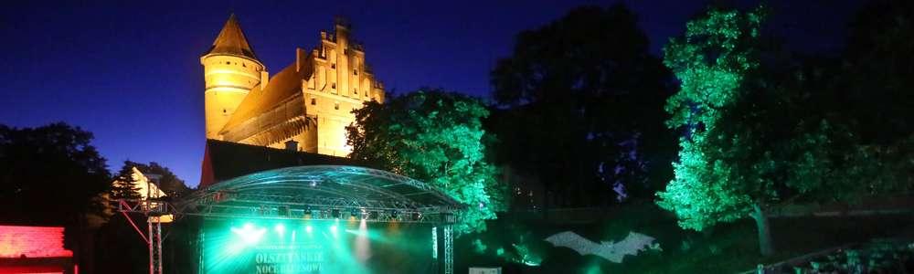 Noce Bluesowe  Olsztyn-Olsztyńskie Noce Bluesowe kolejny raz w amfiteatrze.