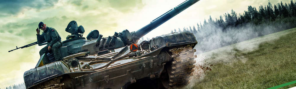 Walka Czołgów, czyli piknik militarny  w Orzyszu
