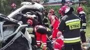 Śmiertelny wypadek na trasie Kalskie Nowiny – Stręgielek