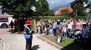 Próbna ewakuacja w Środowiskowym Domu Samopomocy w Olecku