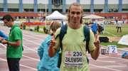 Karol Zalewski: Zaparłem się na 400 metrów