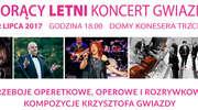 Gorący letni koncert gwiazd