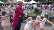"""""""Niedziela w parku"""" — dzieci poznały osobiście pana Kleksa! [ZOBACZ ZDJĘCIA]"""
