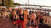 Koncerty i konkursy na plaży w Kretowinach