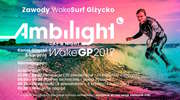 Pierwsze nocne zawody wakesurfowe