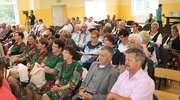 Seniorzy bawili się na Przeglądzie Zespołów Śpiewaczych w Lubawie