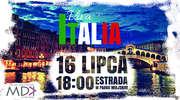 Viva Italia w mławskim parku