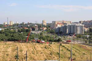 Budowa nowego marketu w Olsztynie rozpocznie się już niebawem [FILM i ZDJĘCIA]