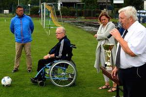 Turniej piłkarski dla Andrzeja Błaszkowskiego