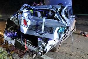 Policjanci poszukują świadków wypadku drogowego