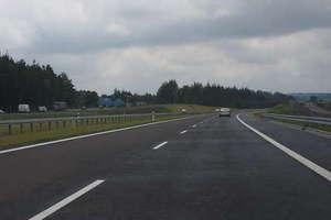 Zmiana organizacji ruchu na skrzyżowaniu S7 z drogą nr 530 koło Ostródy