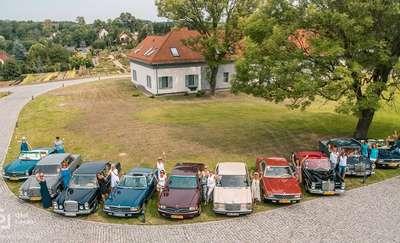 II Zlot Miłośniczek Zabytkowych Mercedesów