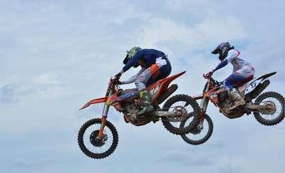 Warmińsko-Mazurskie Mistrzostwa Okręgu w Motocrossie w Olecku [zdjęcia, film]