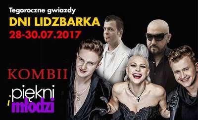 Dni Lidzbarka z zespołem Kombii