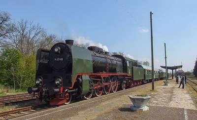 Do Olsztyna przyjedzie zabytkowy parowóz. Jedyna taka okazja