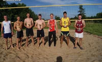 Turniej Piłki Plażowej o Puchar Wójta Gminy Iłowo-Osada