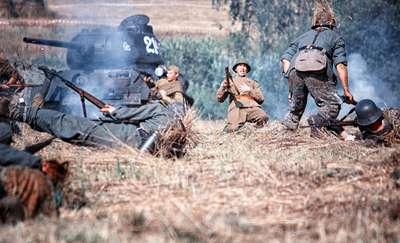 Walkiria - Mazurski weekend pod hasłem Bitwa pod Monte Cassino