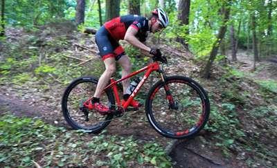 Jeździł na rowerze, by schudnąć, dziś bierze udział w mistrzostwach świata