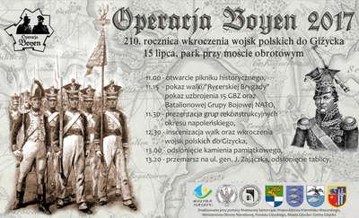 Operacja Boyen 2017