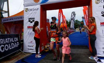 Sportowa rywalizacja, piękno Mazur i doskonała atmosfera – Triathlon Gołdap 2017 za nami!