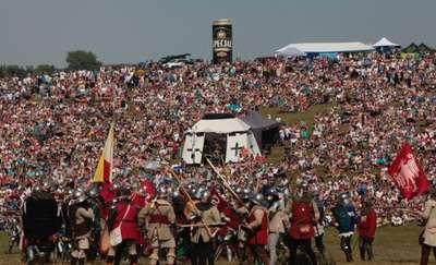 Specjal towarzyszem historycznego zwycięstwa. Polsko-Litewskie wojska znów stają do walki z Krzyżakami pod Grunwaldem