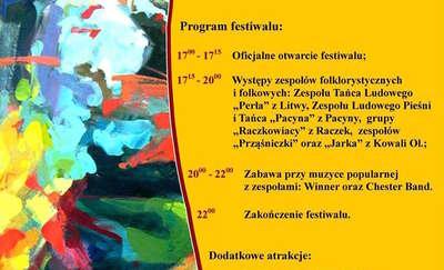 Festiwal Czterech Kultur w Kowalach Oleckich