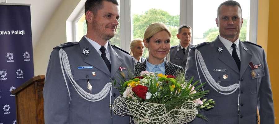 Święto Policji w Piszu. Były odznaczenia i awanse