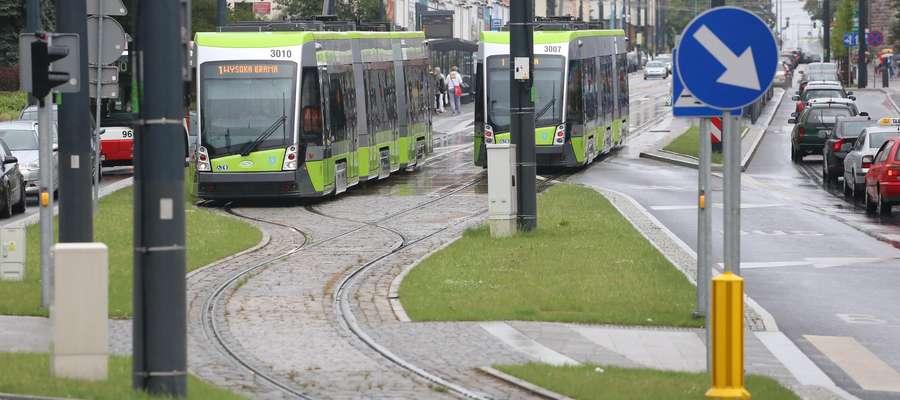 Znamy firmy zainteresowane budową kolejnego odcinka linii tramwajowej w Olsztynie