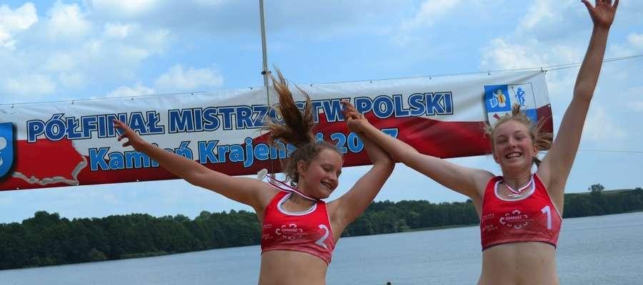 Wiktoria Stępień i Wiktoria Borszewska kontynuują tradycje iławskiego klubu: to kolejna drużyna Zrywu, która zagra w finale MP