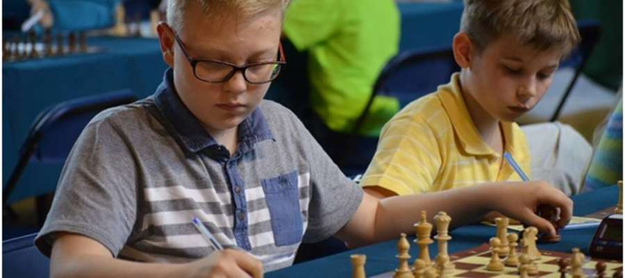 Spośród 19 zawodników, Dominik Czarnomski zajął II miejsce w swoim przedziale wiekowym