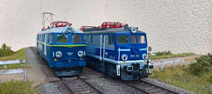 Podczas wystawy odbędzie się premiera sprzedaży modelu — w skali 1/87 — lokomotywy ET 22 w barwach PKP Cargo oraz EU 07 - 342 (InterCity)