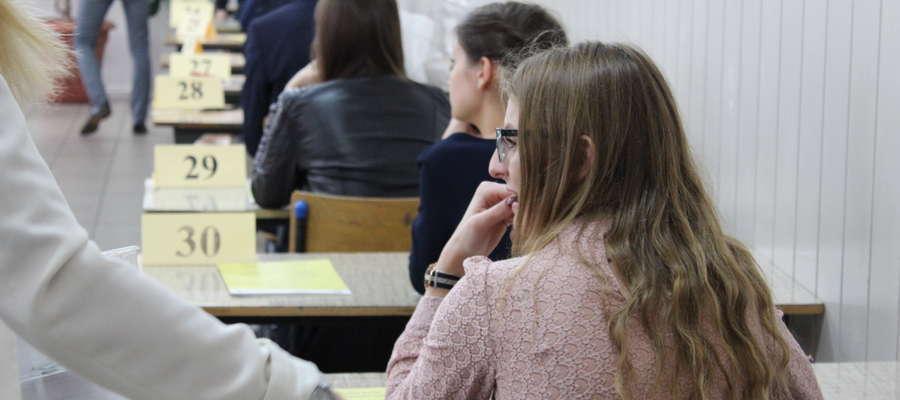 Zdecydowana większość uczniów stres ma już za sobą