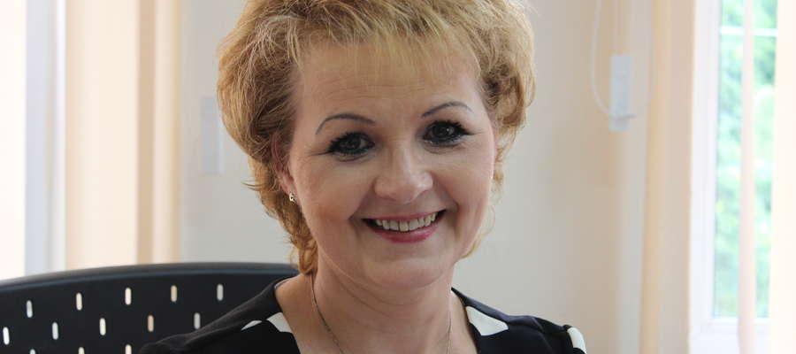 Finanse gminne nie są obce nowej skarbnik. Renata Wiśniewska pracuje w dziale księgowym od 17 lat.