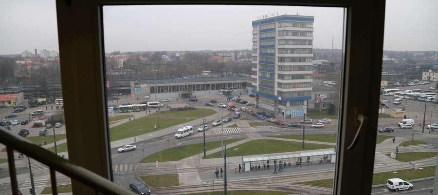 Dworzec  Olsztyn - Dworzec PKP - jest nowy pomysł na przebudowę dworca.