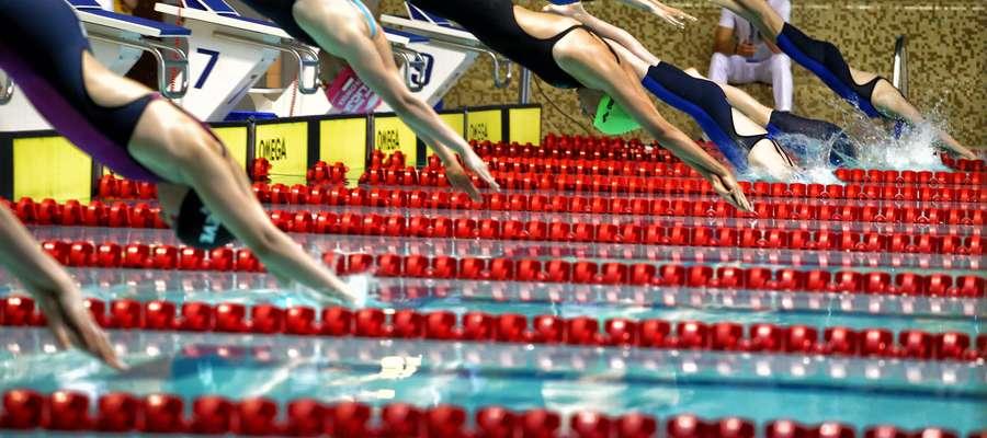 Mistrzostwa Polski Juniorów w Pływaniu  Olszty - Mistrzostwa Polski Juniorów 14 lat w Pływaniu.