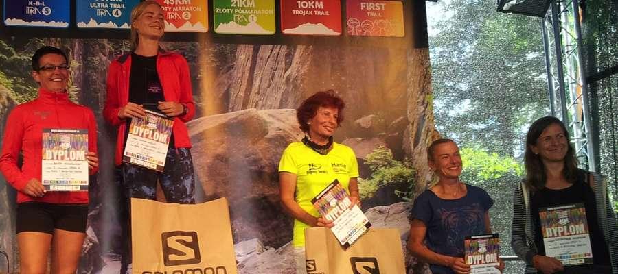Przebiegła 240 kilometrów, dniem i nocą, bez przerwy