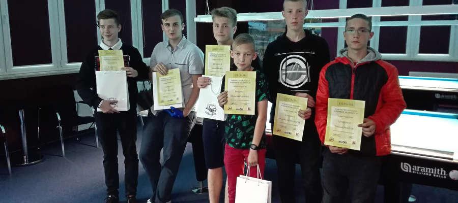 Zwycięzcą II Turnieju Regionalnego Juniorów Młodszych i Juniorów Starszych został reprezentant Kętrzyna - Michał Popławski.