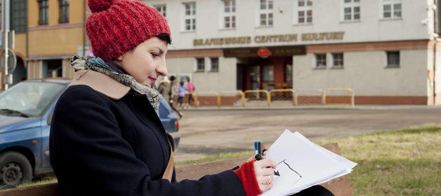 Marta Spychała dyrektorką Braniewskiego Centrum Kultury została w lutym 2015 roku. Komisja konkursowa nie miała wątpliwości, że jej kandydatura była najlepsza