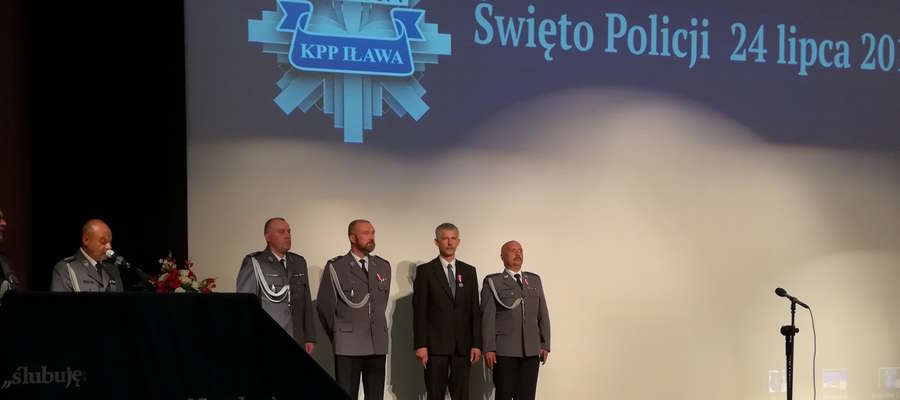 """Uroczystość odbyła się 24 lipca w iławskim kinoteatrze """"Pasja"""""""