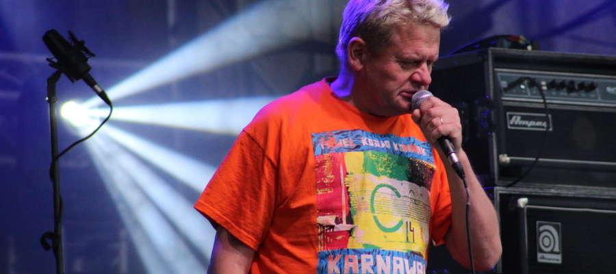 Kazik Staszewski z zespołem Kult uświetnią 670-lecie Mrągowa