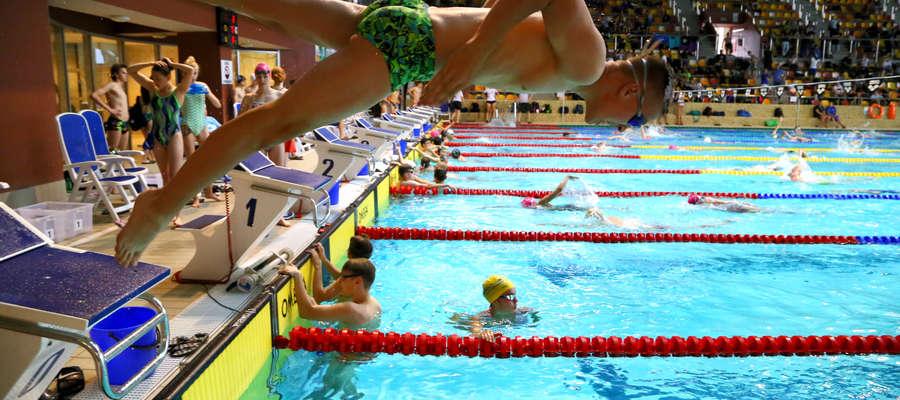Mistrzostwa Polski do lat 14 w Aquasferze
