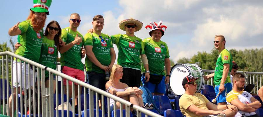 W Olsztynie rozpoczął się turniej Warmia Mazury World Tour!