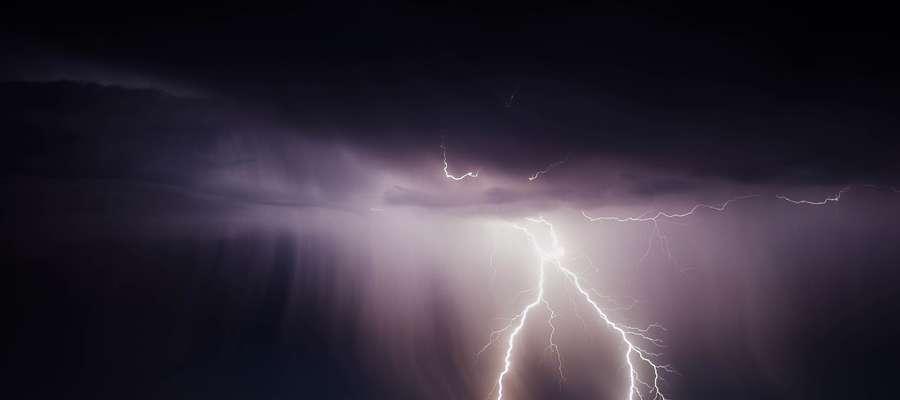 Kolejne załamanie pogody. Uwaga na silne burze z gradem!