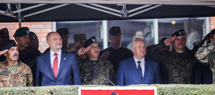 Nowego szefa sztabu wyznaczył Antoni Macierewicz, minister obrony narodowej