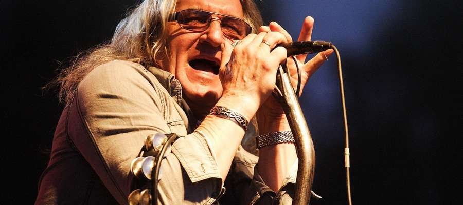 Grzegorz Markowski, lider grupy Perfect