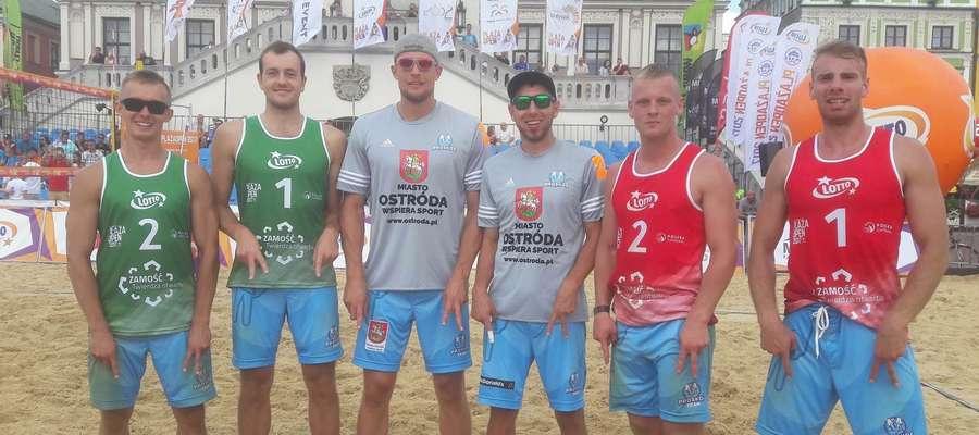 W Zamościu Piotr Łukasik i Marcin Ociepski zajęli 2. miejsce