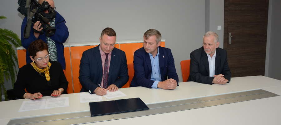 Zezwolenie na inwestycję w piskiej podstrefie zostało podpisane 30 czerwca br.